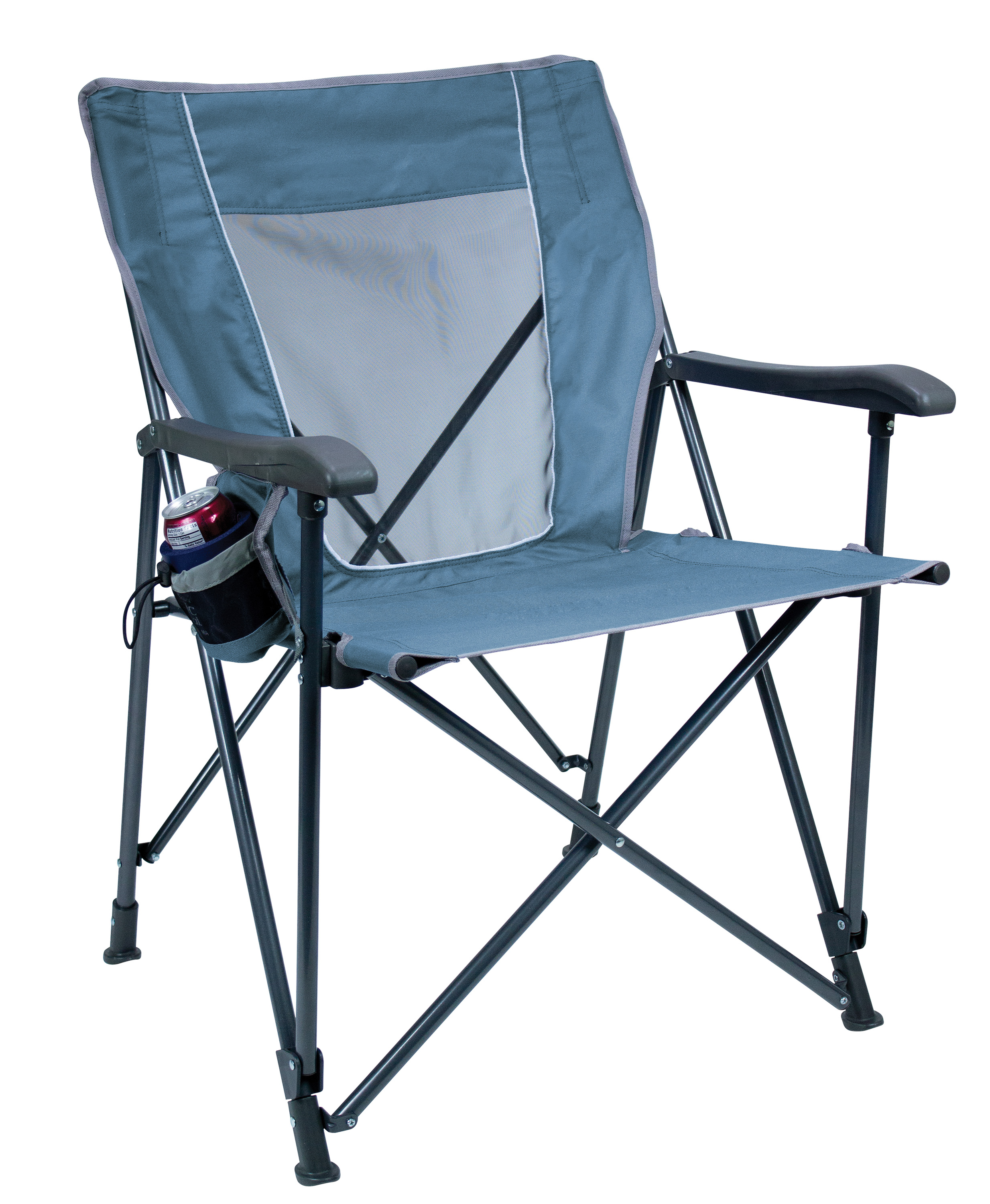 Imprinted eazy chair by gci outdoor custom chair for Camping a couture 49