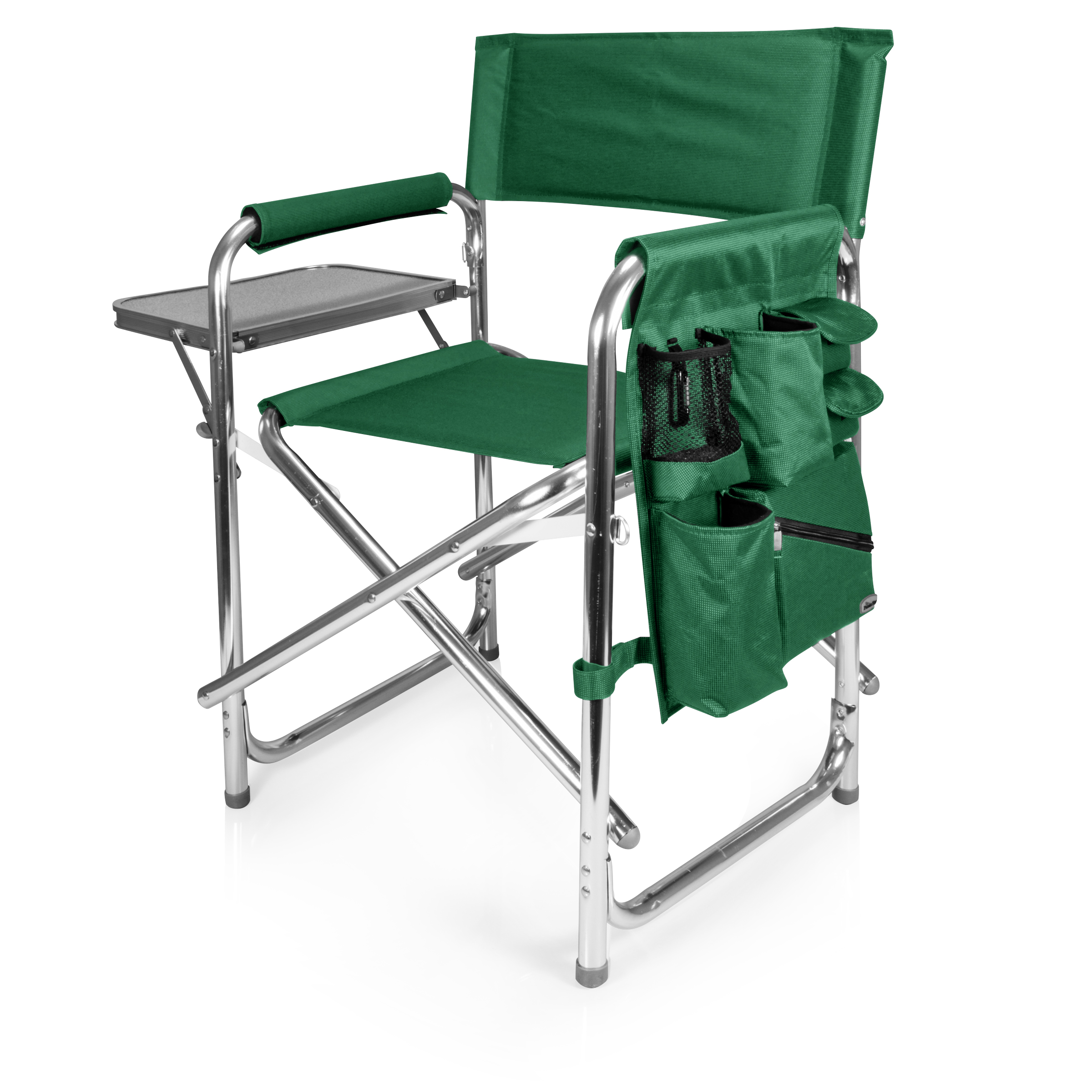 EMBROIDERED Sports Directors Chair with Side Table