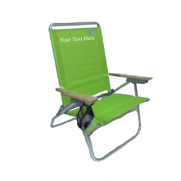 Outstanding Imprinted Rio Beach 4 Position Easy In Easy Out Beach Chair Custom Chair Designer Everywherechair Home Interior And Landscaping Ferensignezvosmurscom