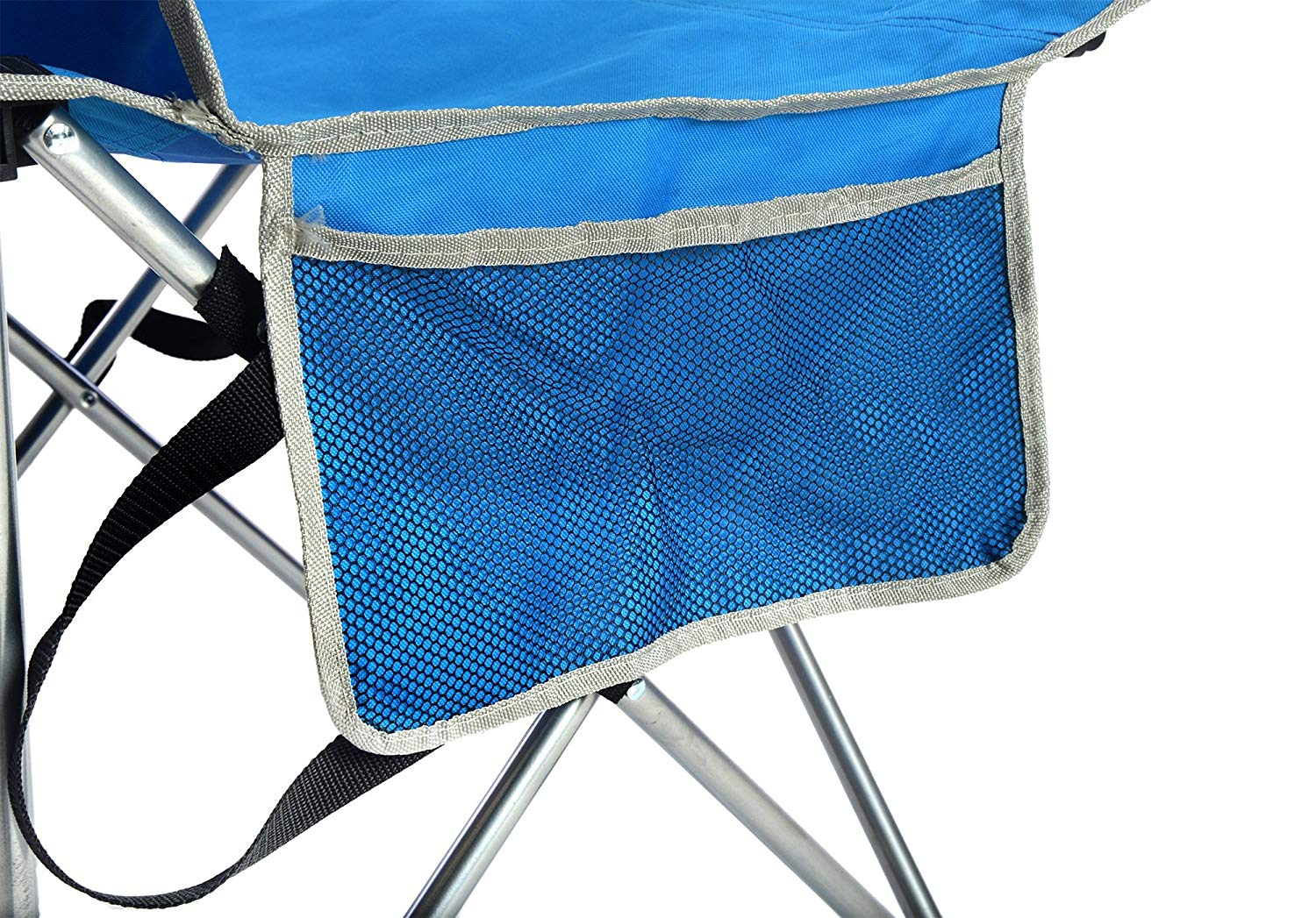 Imprinted Full Size Quad Shade Chair By Quik Shade